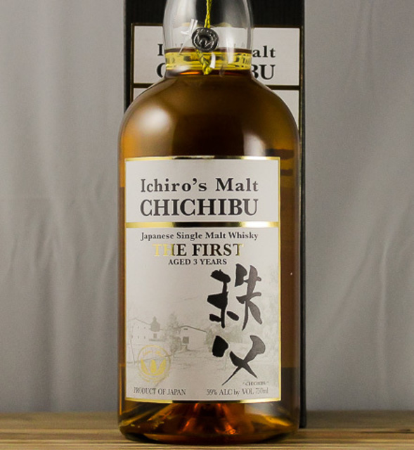 The First Ichiro's Malt Single Malt Whisky NV