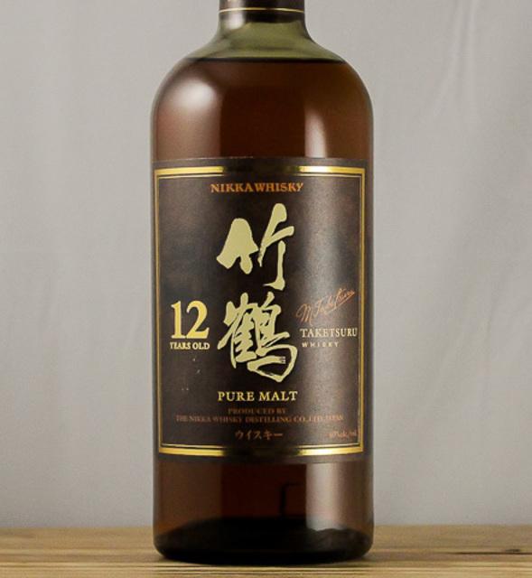 Taketsuru Pure Malt 12 Year Whisky NV