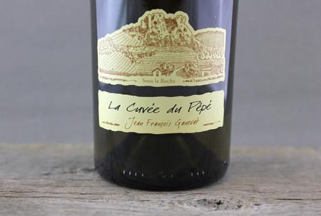 Jean François Ganevat  La Cuvée du Pépé Chardonnay 2008