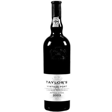 Taylor Fladgate Vintage Port Blend 2003
