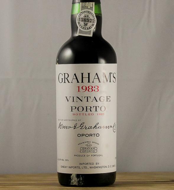 Porto Vintage Port Blend 1983 (375ml)