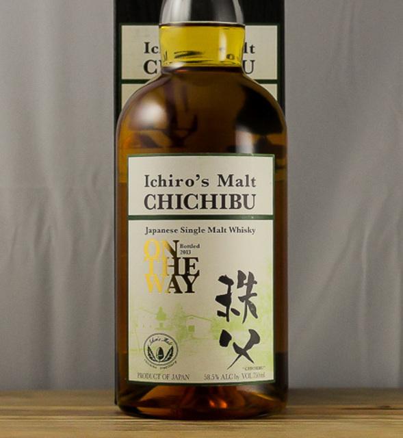 Ichiro's Malt On the Way Japanese Single Malt Whisky NV