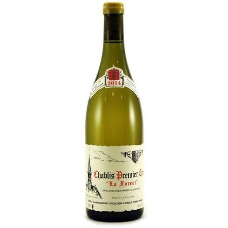 "Vincent Dauvissat ""La Forest"" Chablis 1er Cru Chardonnay 2014"