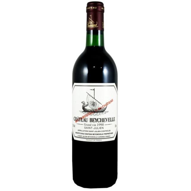 Saint-Julien Red Bordeaux Blend 1990