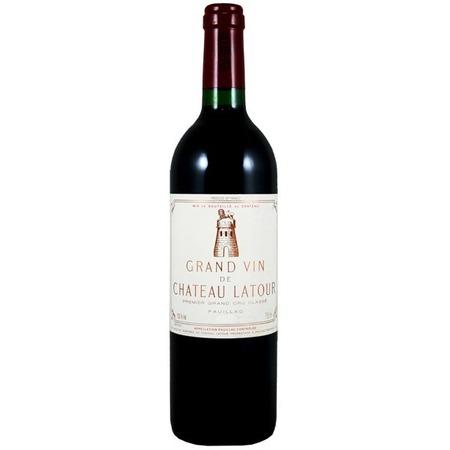 Château Latour Grand Vin de Château Latour Pauillac Red Bordeaux Blend 1982