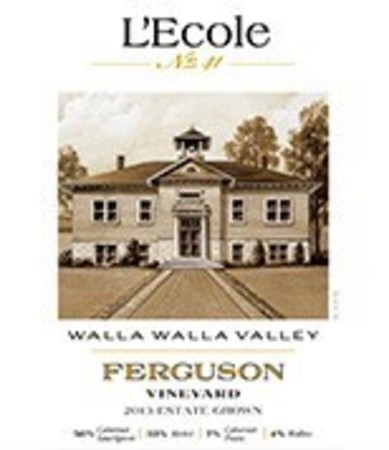 L'Ecole No. 41 Ferguson Vineyard Cabernet Sauvignon Blend 2013