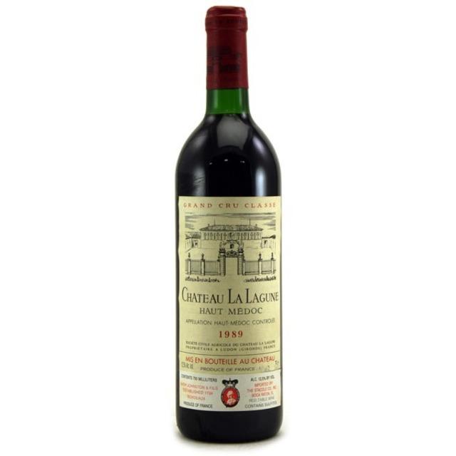 Haut-Médoc Red Bordeaux Blend 1989