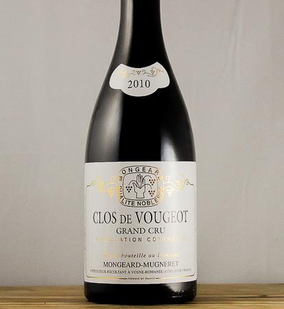 Mongeard-Mugneret Clos de Vougeot Grand Cru Pinot Noir 2011