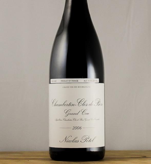 Chambertin-Clos de Bèze Grand Cru Pinot Noir 2006