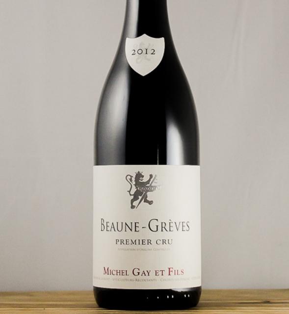 Beaune-Grèves 1er Cru Pinot Noir 2013