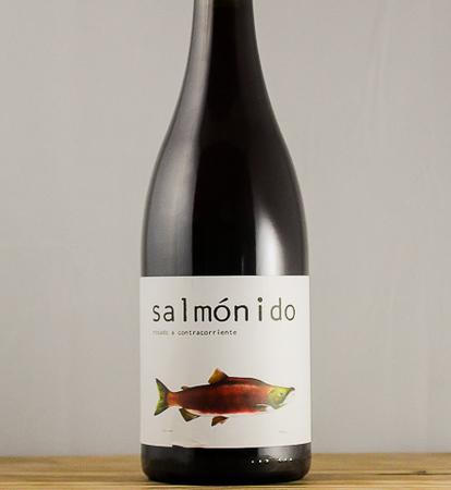 Barranco Oscuro Salmónido Pinot Noir Rosé 2014