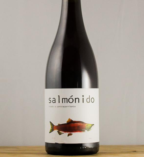 Salmónido Pinot Noir Rosé 2014