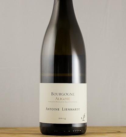 Antoine Lienhardt Bourgogne Aligoté 2014