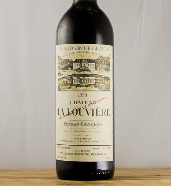 Pessac-Léognan Red Bordeaux Blend 1982