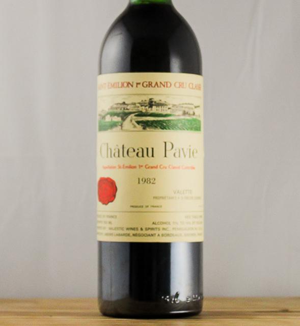 Saint-Èmilion Grand Cru Red Bordeaux Blend 1982