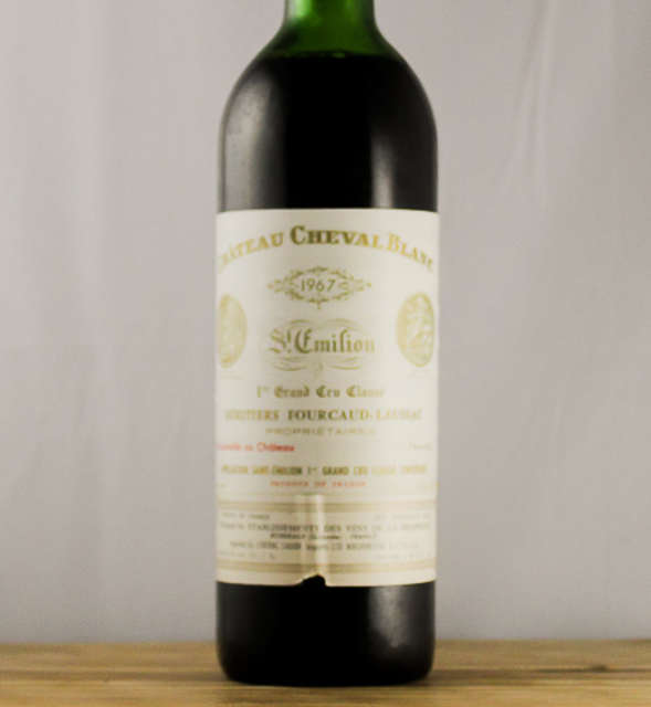 St. Émilion Red Bordeaux Blend 1967