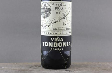 R. López de Heredia Viña Tondonia Reserva Rioja Tempranillo Blend 2004