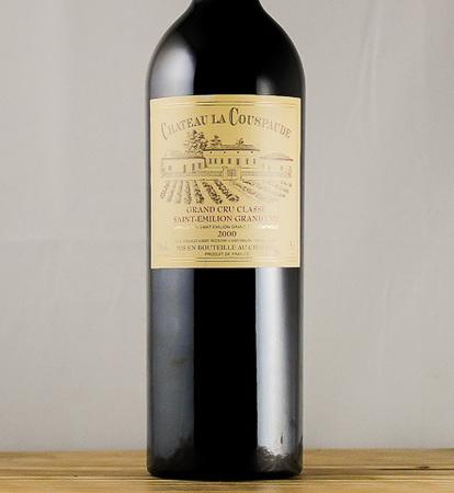 Château La Couspaude Saint-Émilion Red Bordeaux Blend 2000