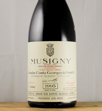Domaine Comte Georges de Vogüé Cuvée Vieilles Vignes Musigny Grand Cru Pinot Noir 1988 (1500ml)