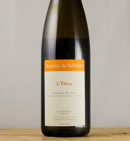 Domaine de Bellivière (Eric Nicolas) L'Effraie Coteaux du Loir Chenin Blanc 2014