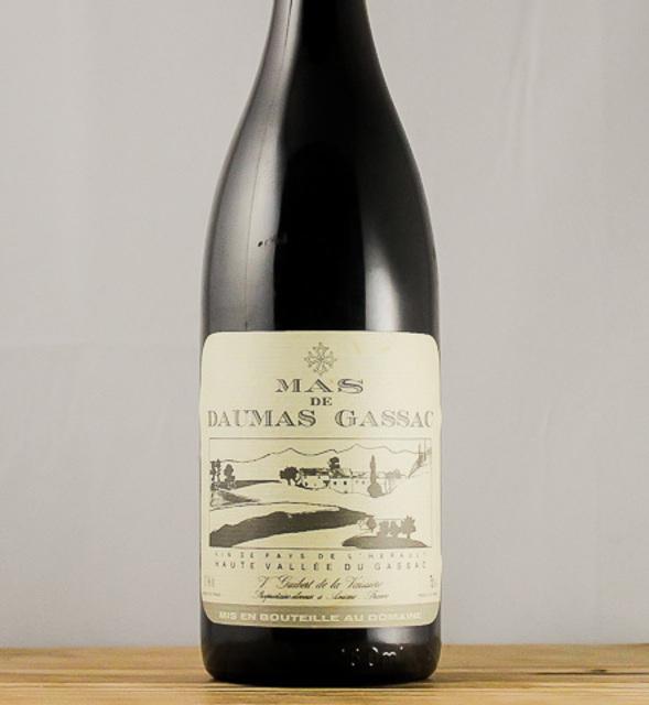 Le Masoulier Vin de Pays de l'Hérault 1985