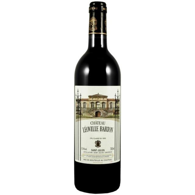 Saint-Julien Red Bordeaux Blend 1989