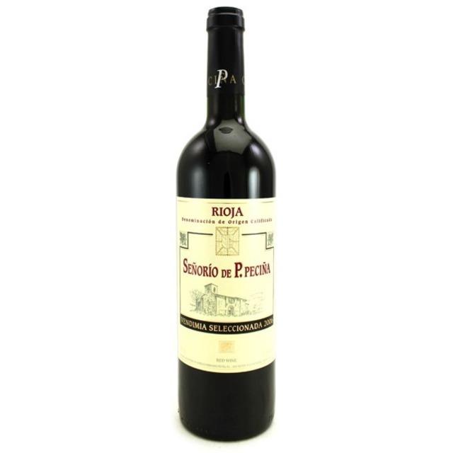 Señorío de P. Peciña Reserva Rioja Tempranillo 2006