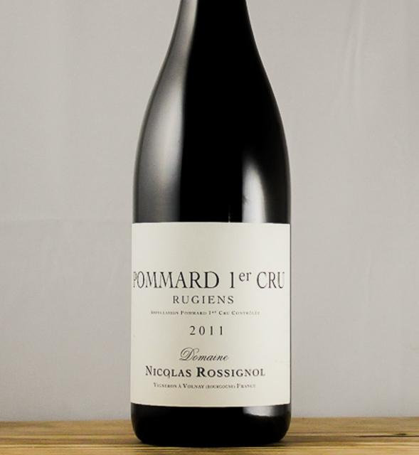 Rugiens Pommard 1er Cru Pinot Noir 2011