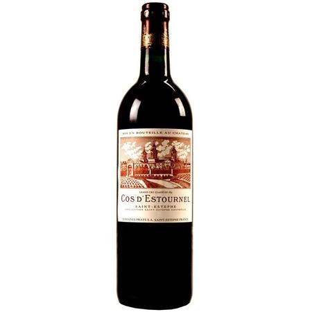 Château Cos d'Estournel Saint-Estèphe Red Bordeaux Blend 2000