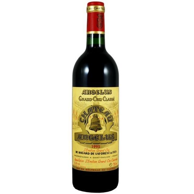 St. Émilion Red Bordeaux Blend 1995