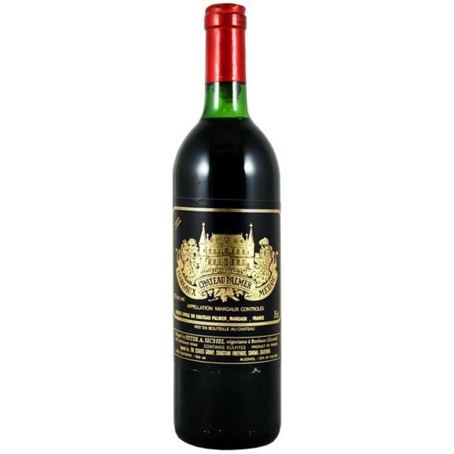 Margaux Red Bordeaux Blend 1995