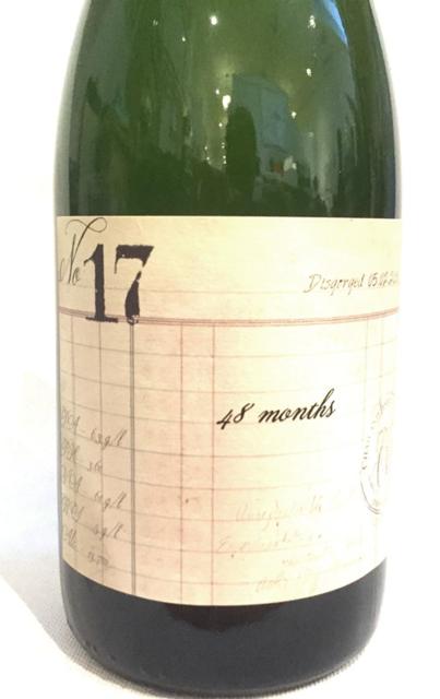 Minimus Wines 48 Months Sparkling White Blend NV