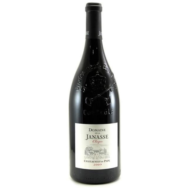 Chaupin Châteauneuf-du-Pape Red Rhone Blend 2009 (1500ml)