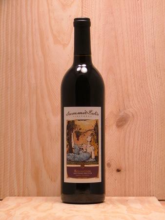Summit Lake Winery Howell Mountain Zinfandel