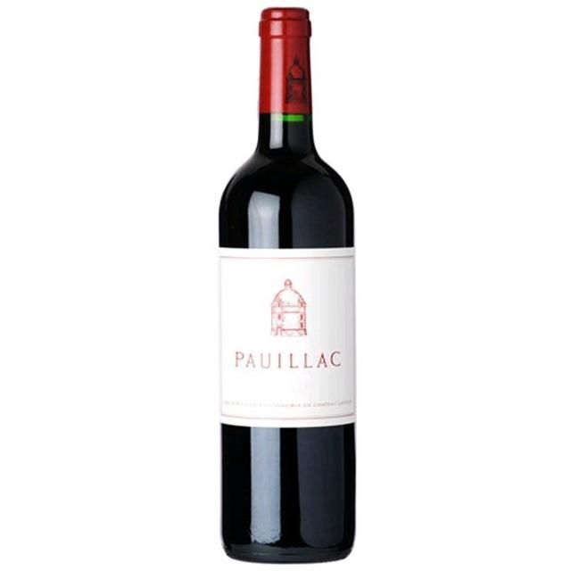 Le Pauillac de Chateau Latour Red Bordeaux Blend 2010