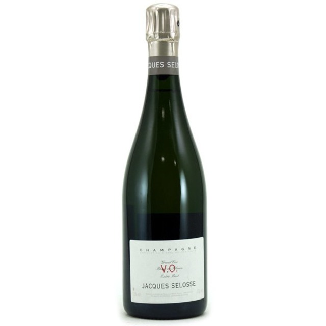 V.O. Extra Brut Blanc de Blancs Grand Cru Champagne Chardonnay NV