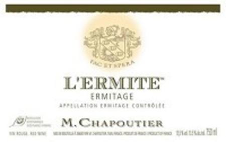 M. Chapoutier l'Ermite Ermitage Marsanne 2012