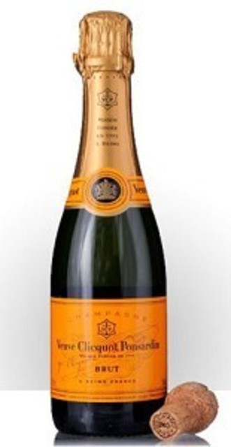 Veuve Clicquot Ponsardin Yellow Label Brut Champagne Blend NV (375ml)