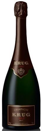 Krug Vintage Brut Champagne Blend 2002