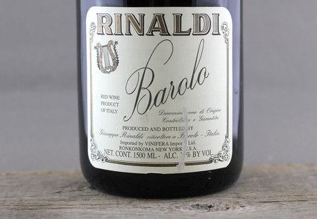 Giuseppe Rinaldi Brunate Le Coste Barolo Nebbiolo 2005 (1500ml)