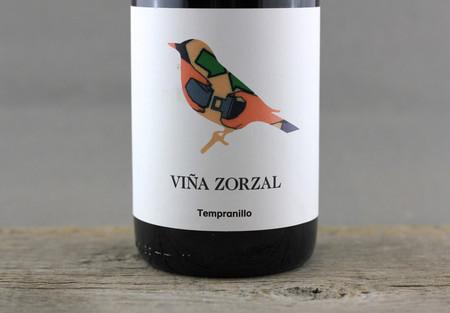 Viña Zorzal Tempranillo 2015