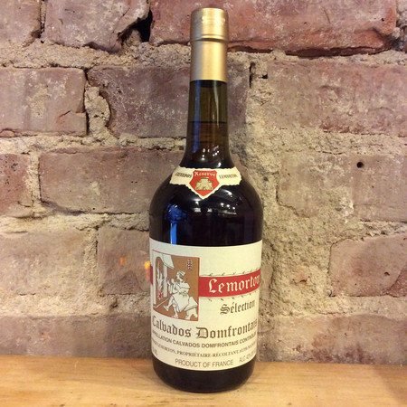 Lemorton Calvados Selection Brandy NV
