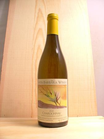 Santa Barbara Winery Santa Barbara County Chardonnay 2015