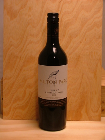 Milton Park South Australia Shiraz 2015