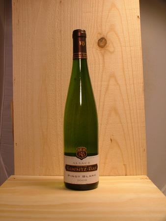 Kuentz-Bas Alsace Pinot Blanc 2013