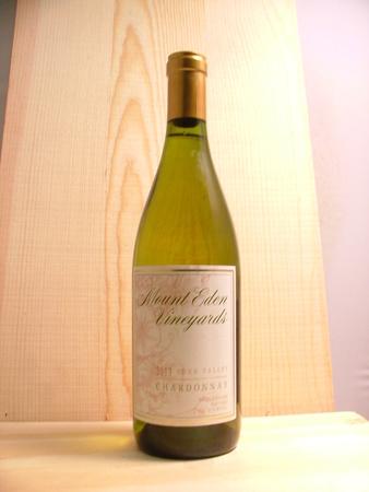 Mount Eden Vineyards Wolff Vineyard Chardonnay 2014