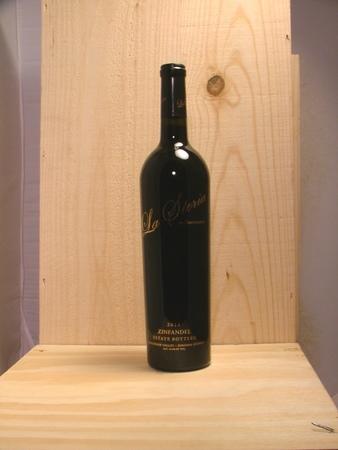 Trentadue Winery La Storia Estate Bottled Alexander Valley Zinfandel  2012