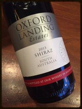 Oxford Landing Estates South Australia Shiraz 2014