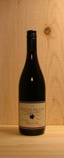 Patton Valley Vineyard Willamette Valley Pinot Noir 2015