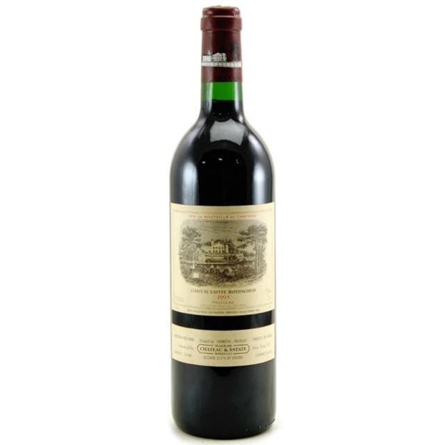 Red Bordeaux Blend 1993